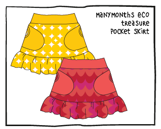 Treasure Pocket Skirt
